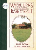 Cover for 'Where Lions Roar at Night'