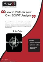 Dr Jim Porter - How to Perform Your Own SWOT Analysis