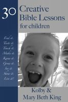 Cover for 'Creative Bible Lessons for Children'
