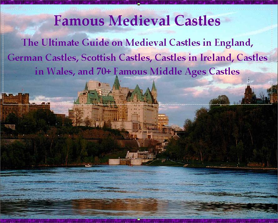 Smashwords Famous Medieval Castles The Ultimate Guide On Castles