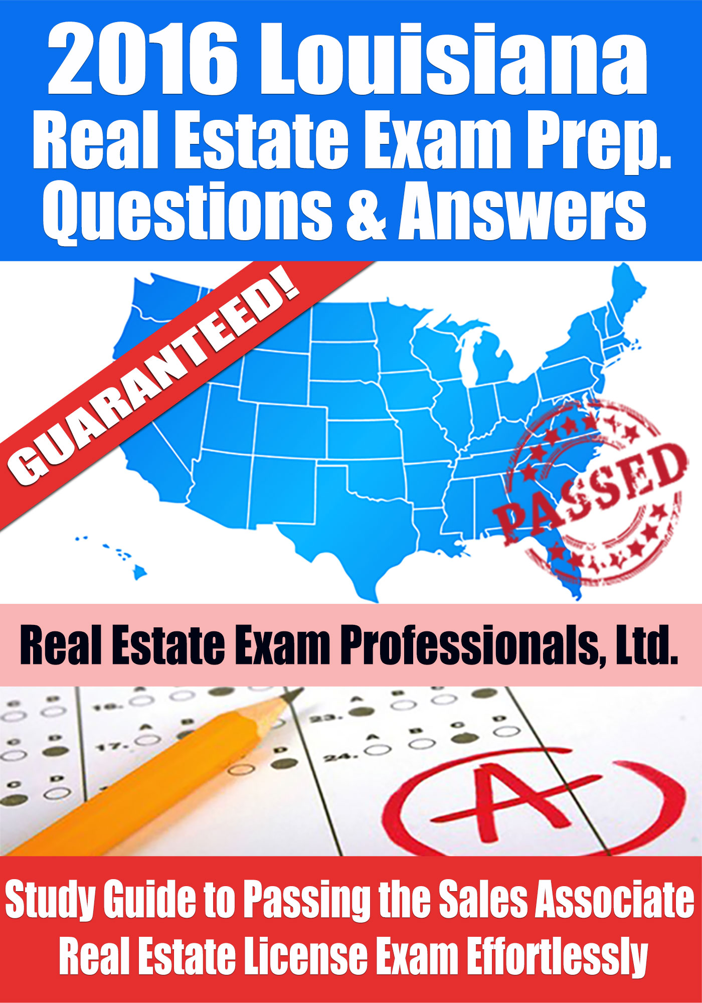 2016 Louisiana Real Estate Exam Prep ...