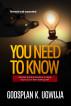 You Need To Know by Godsplan Kelechukwu Ugwuja