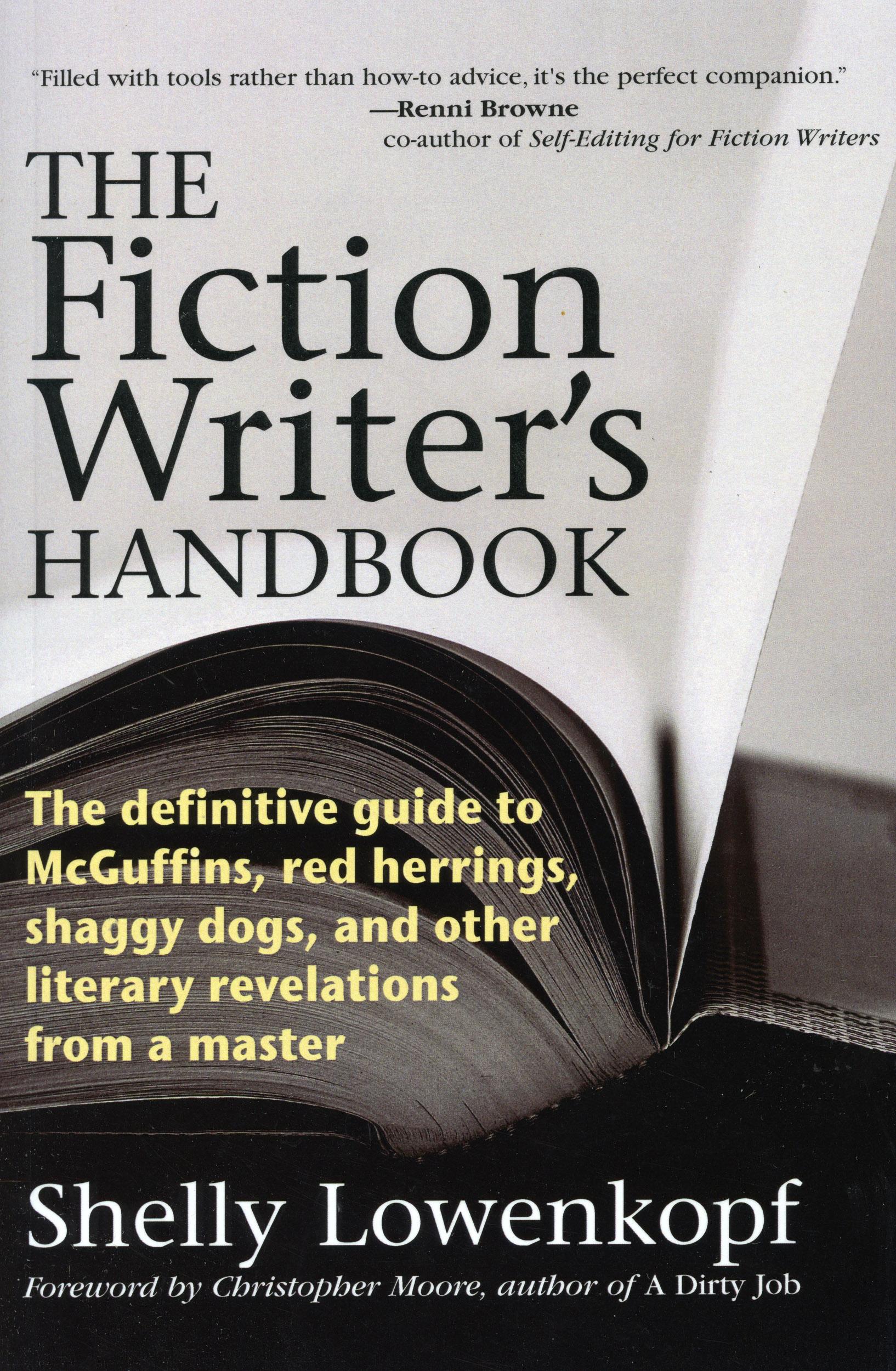 books on writing fiction