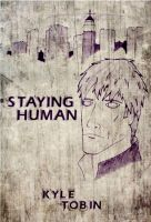 Cover for 'Staying Human'