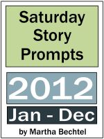 Cover for 'Saturday Story Prompts Collection : 2012'