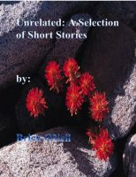 Cover for 'Unrelated: A Selection of Short Stories'