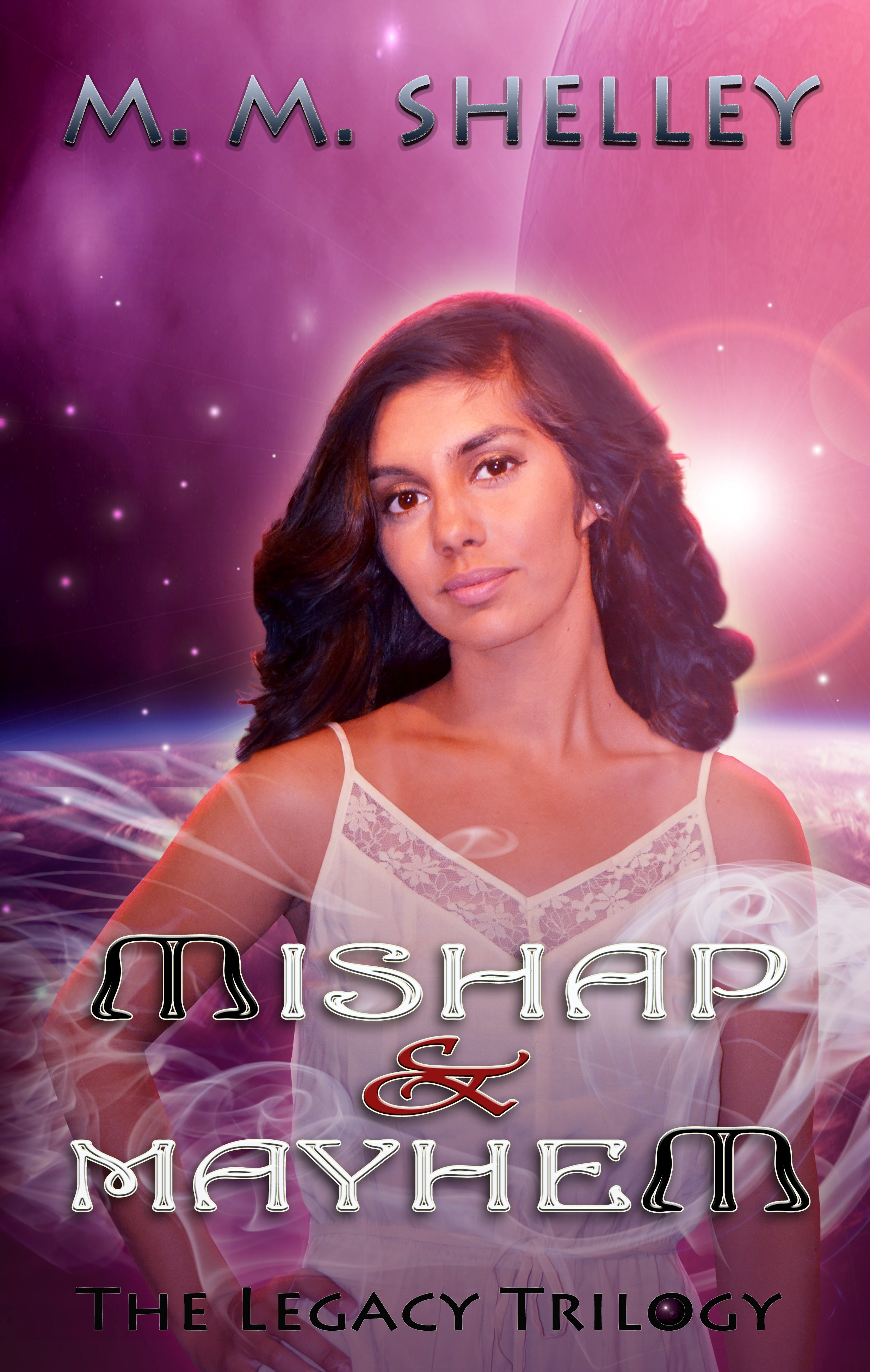 Mishap & Mayhem (The Legacy Trilogy)