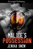 Jenika Snow - Malice's Possession