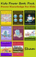 Sham - Kids Power Book Pack : Power Knowledge For Kids
