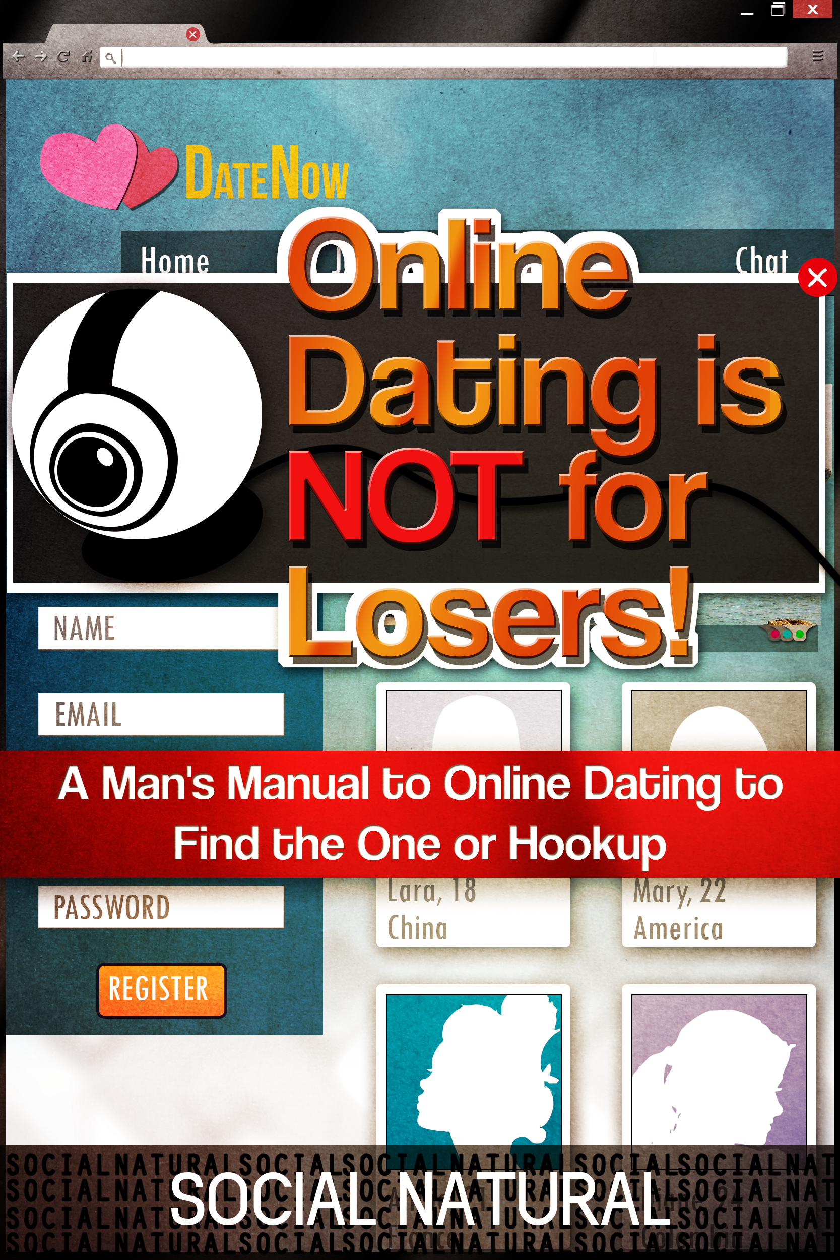 What to do when online hookup is not working