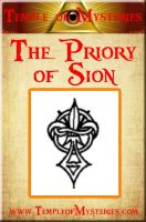Cover for 'The Priory of Sion'