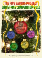 Cover for 'The Five Earths Project: Christmas Compendium 2012'