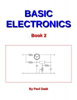 Cover for 'Basic Electronics - Book 2'