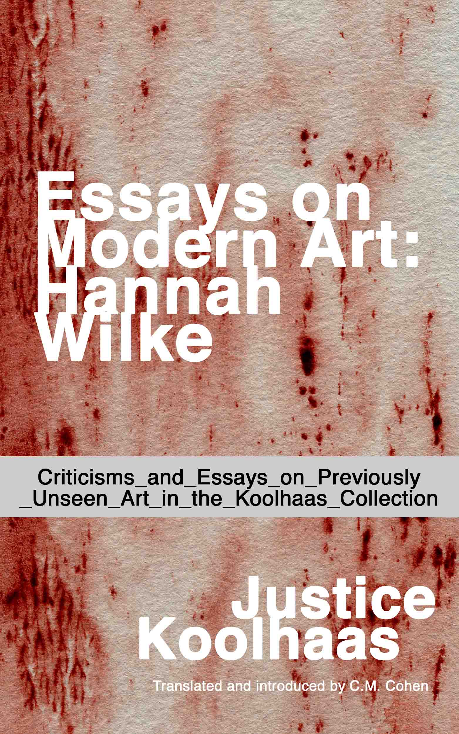 essays on modern art Free modern art papers, essays, and research papers.
