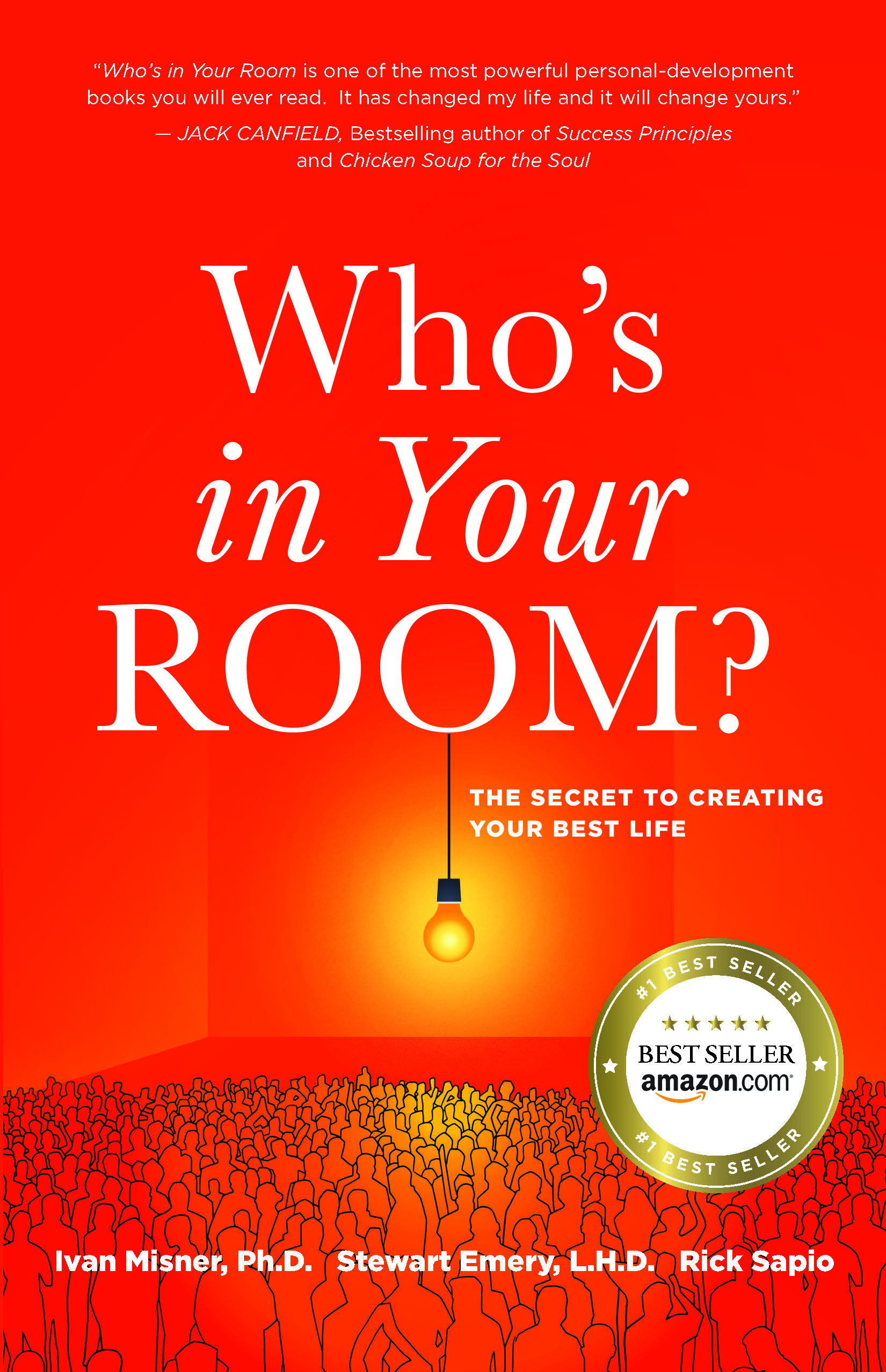 Smashwords Whos In Your Room A Book By Ivan Misner