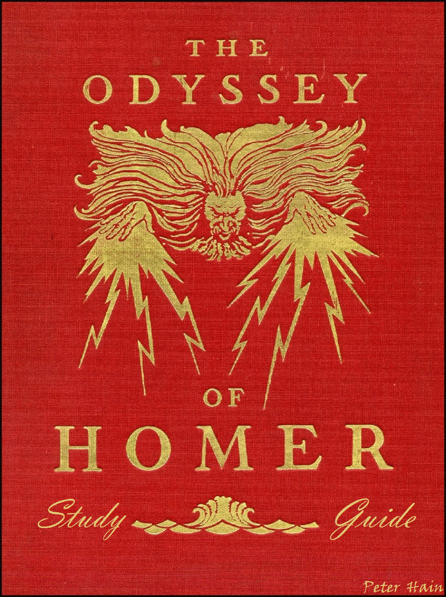 The Odyssey Study Guide