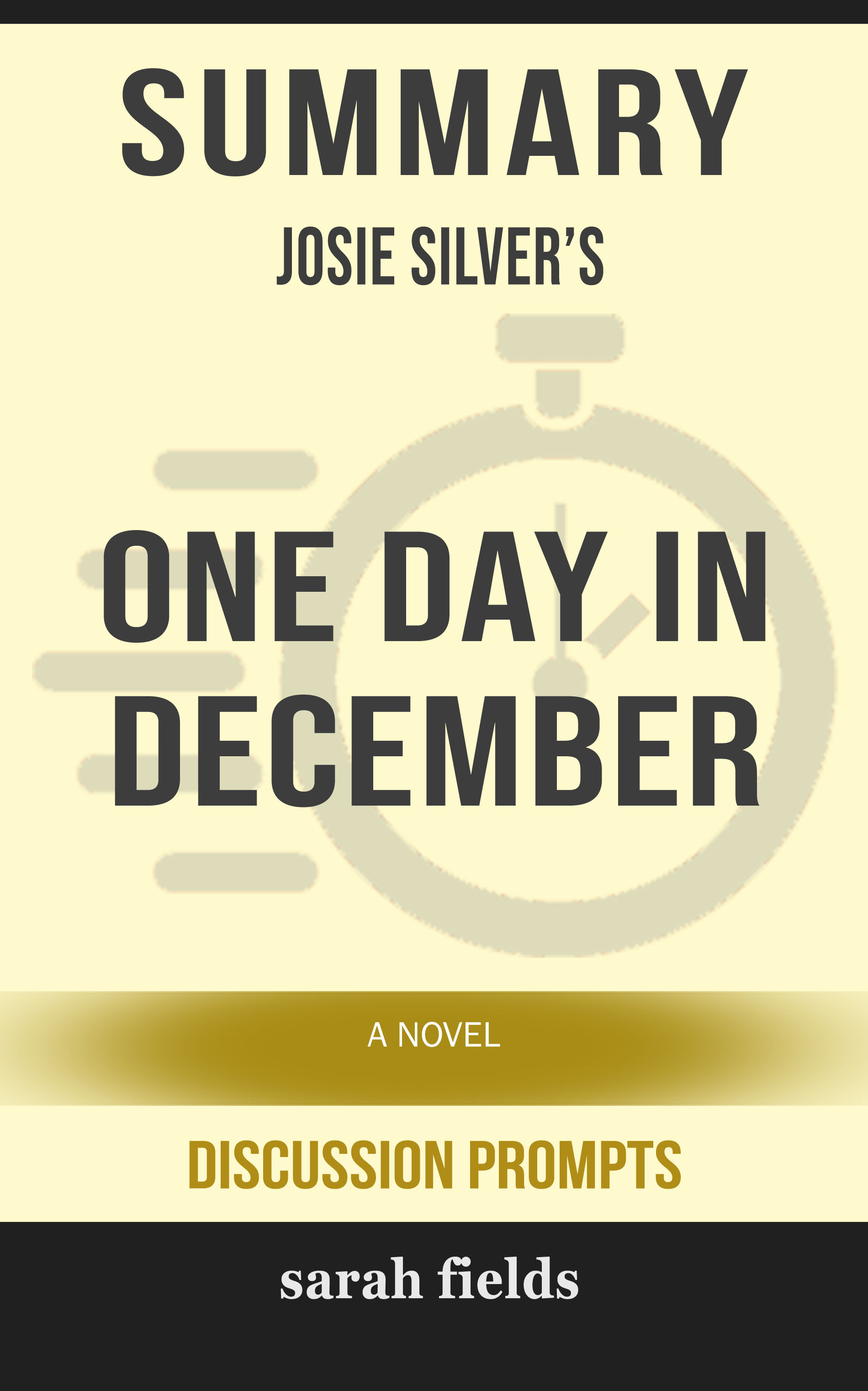 One Day Ebook
