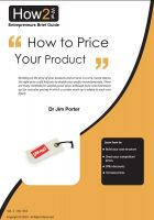 Dr Jim Porter - How to Price Your Products and Services