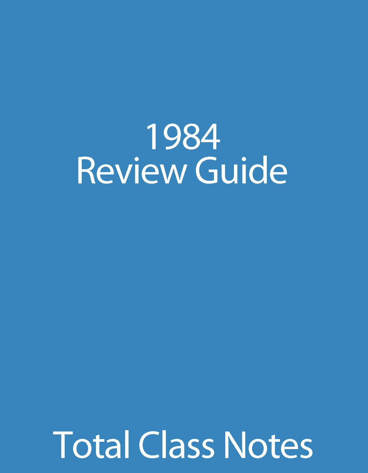 review of 1984