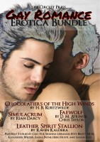 H.B. Kurtzwilde, Rian Darcy, D.M. Atkins, Chris Taylor, Raven Kaldera, & Jennifer Levine - The Circlet Press Gay Romance Bundle