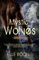 Elle Boon - Mystic Wolves