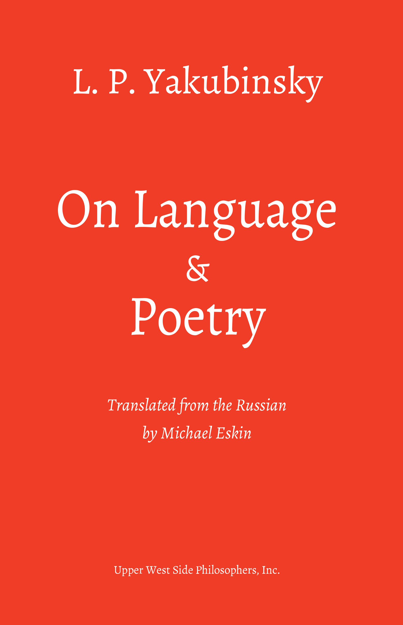 linguistics and poetry Using poetry to develop oral language skills give students the chance to read poems out loud reading poetry aloud is a great way for ells to practice pronunciation and fluency, as well as a chance for students to play with rhymes and language.