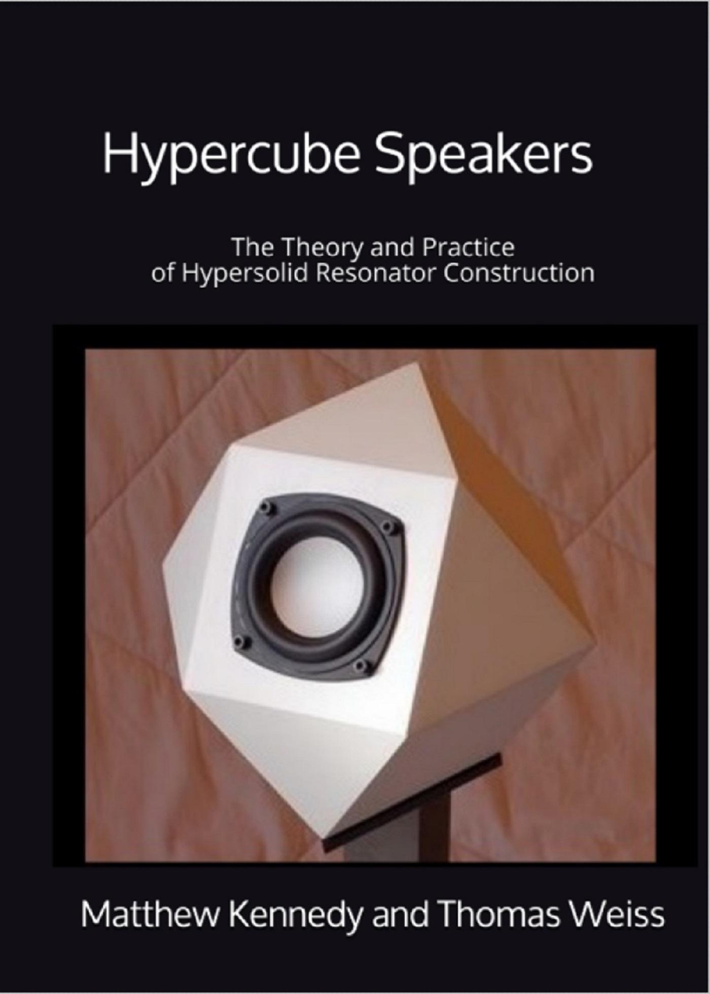 Hypercube Speakers, an Ebook by Matthew Kennedy