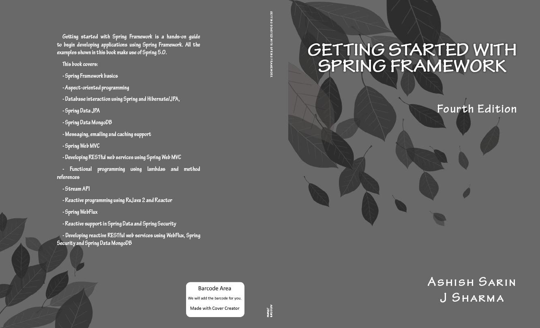 Smashwords Getting Started With Spring Framework Covers Spring 5