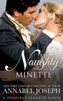 Annabel Joseph - My Naughty Minette