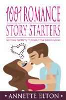 Cover for '1001 Romance Story Starters'