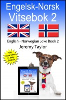 Jeremy Taylor - English Norwegian Joke Book 2