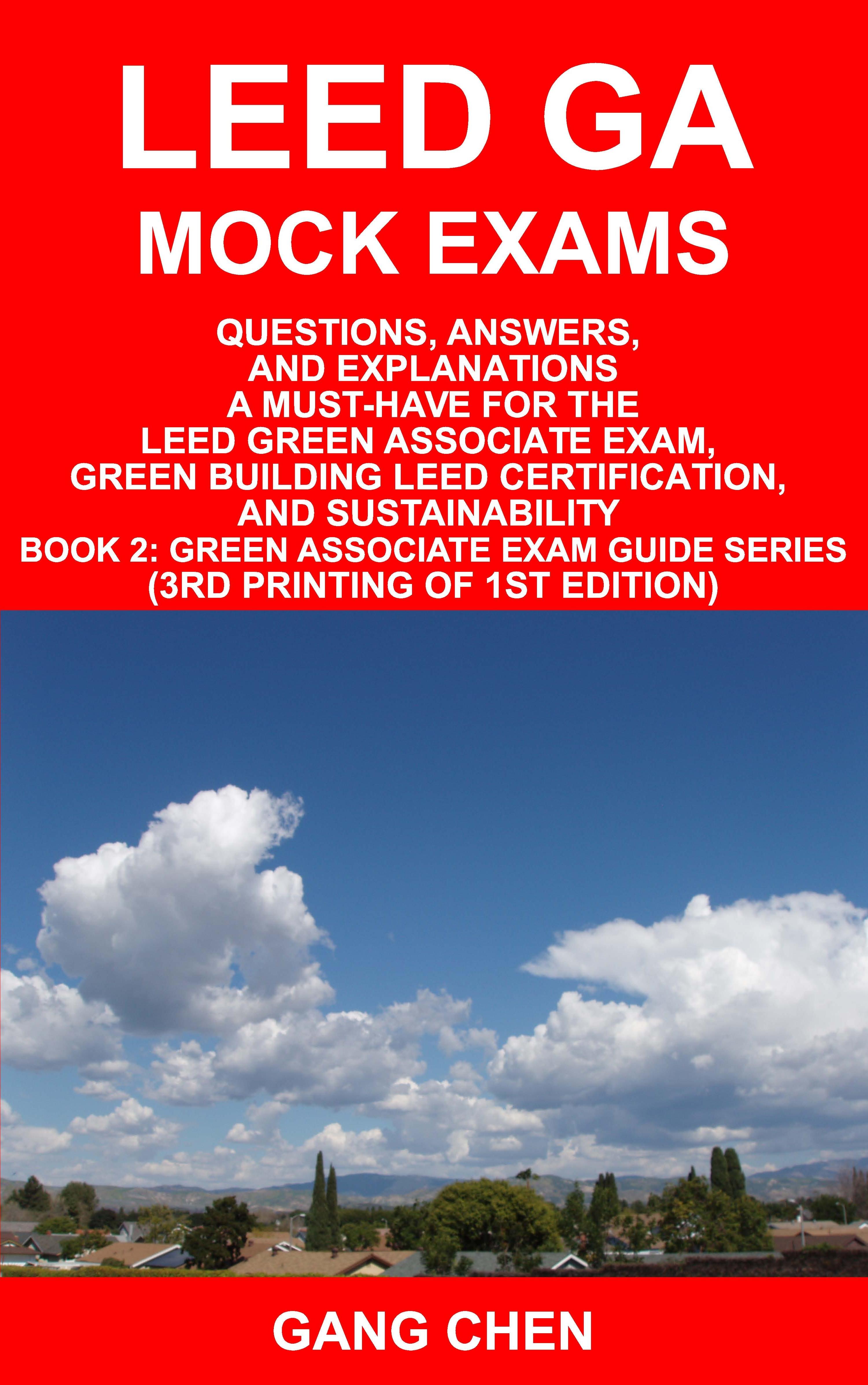 Smashwords Leed Ga Mock Exams Questions Answers And