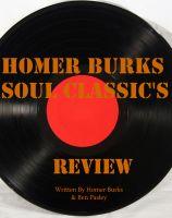 Homer Burks - Homer Burks Soul Classic's Review