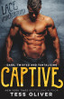 Captive (Lace Underground Trilogy #1) by Tess Oliver