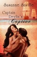 Susanne Saville - Captain Devlin's Captive