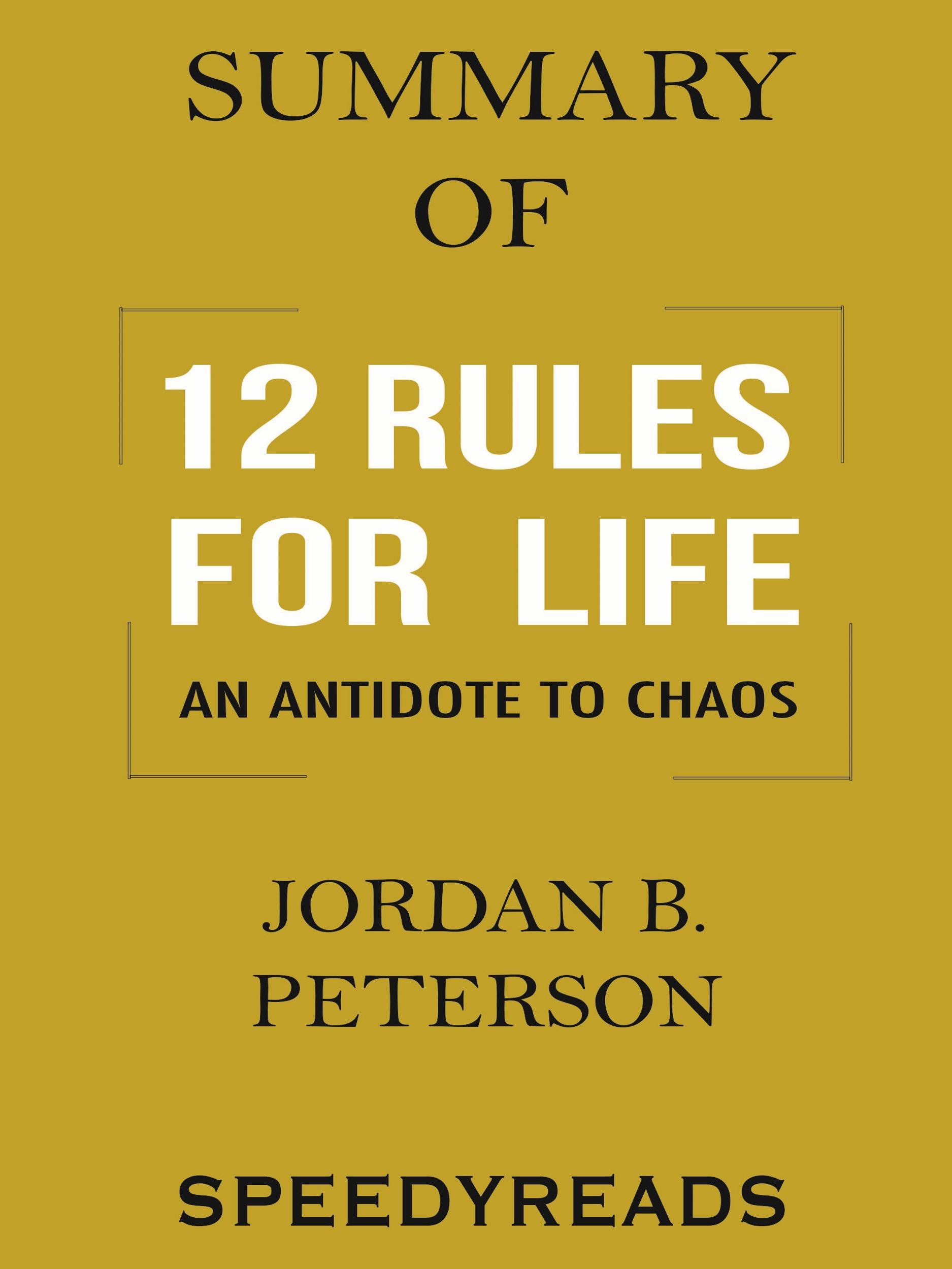 jordan peterson books