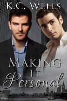 Cover for 'Making it Personal'