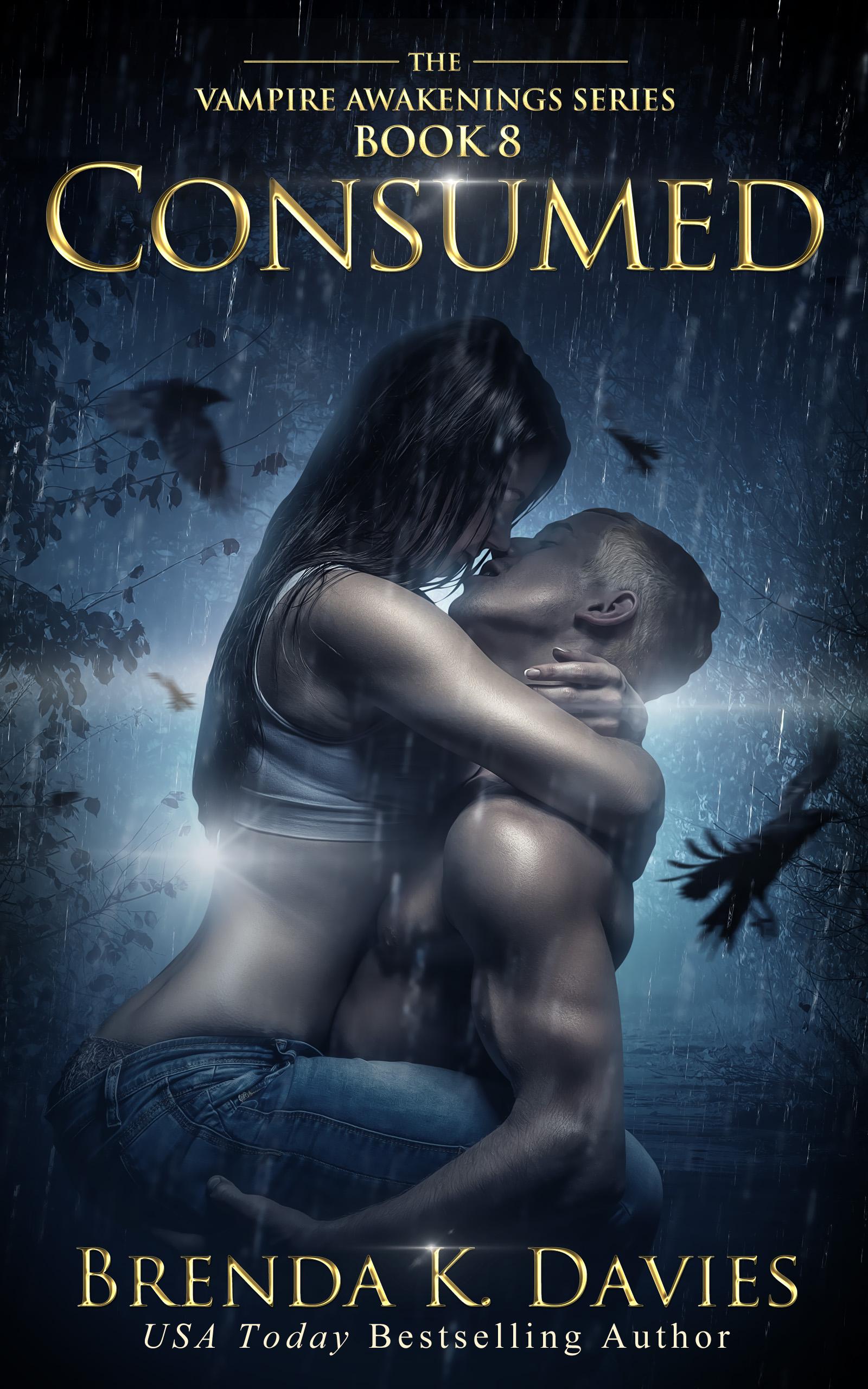 Smashwords Consumed Vampire Awakenings Book 8 A Book By Brenda K Davies