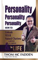Cover for 'Personality, Personality, Personality'