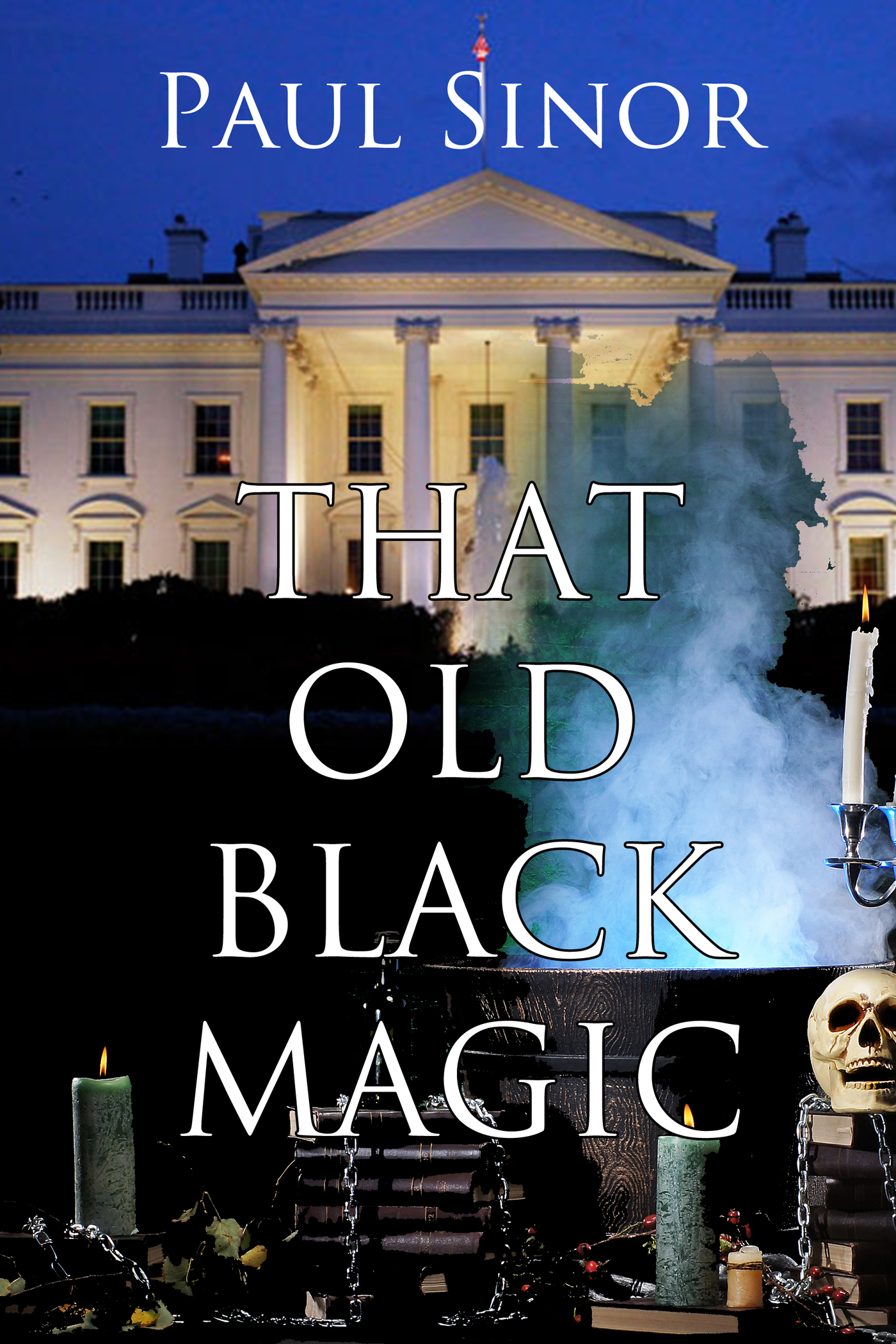 That Old Black Magic, an Ebook by Paul Sinor