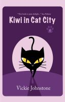 Cover for 'Kiwi in Cat City'