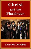 Cover for 'Christ and the Pharisees'