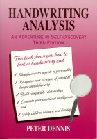 Peter Dennis - Handwriting Analysis: An Adventure in Self-discovery