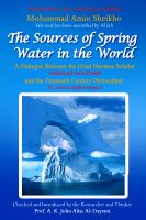 Cover for 'The Sources of Spring Water in the World'
