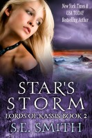 S.E. Smith - Star's Storm: Lords of Kassis Book 2
