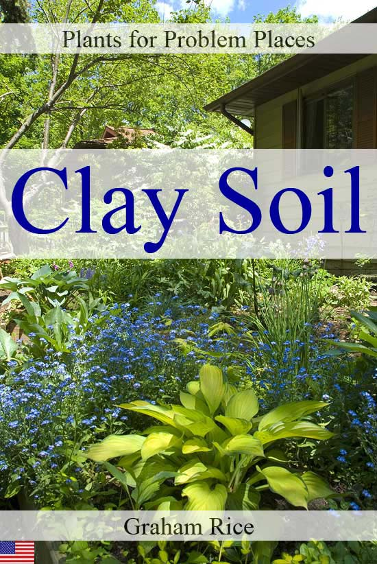 Smashwords plants for problem places clay soil north for Words to describe soil