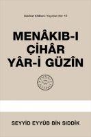 Cover for 'Menâkıb-ı Çihâr Yâr-i Güzîn'