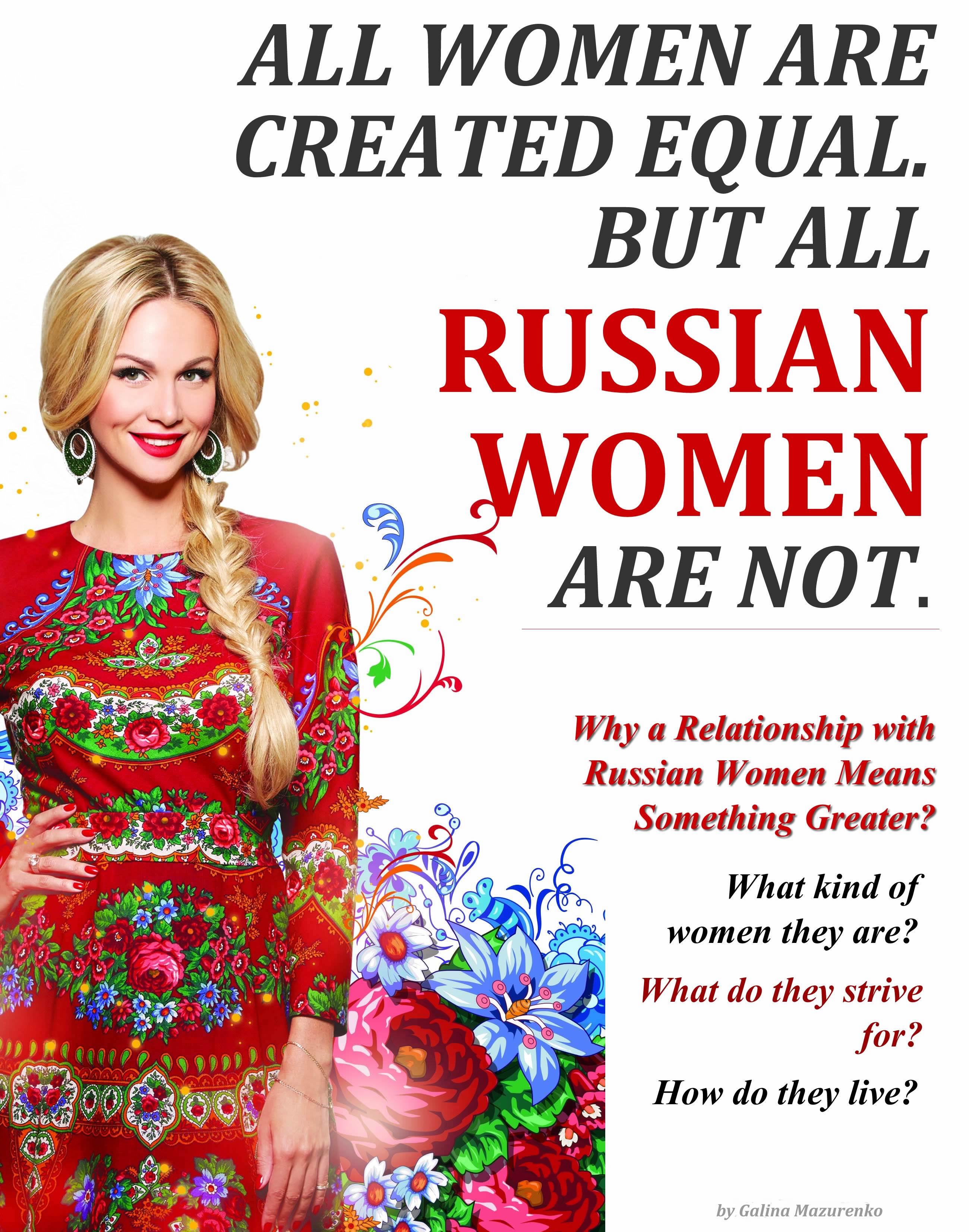 Of Every Russian Woman Were
