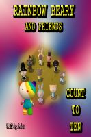Ralph Stevens - Rainbow Beary And Friends Count To Ten