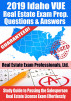 2019 Idaho VUE Real Estate Exam Prep Questions, Answers & Explanations: Study Guide to Passing the Salesperson Real Estate License Exam Effortlessly by Real Estate Exam Professionals Ltd.